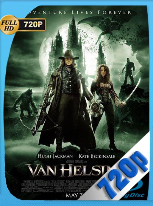 Van Helsing (2004) HD [720p] Latino Dual [GoogleDrive] VengadorHD