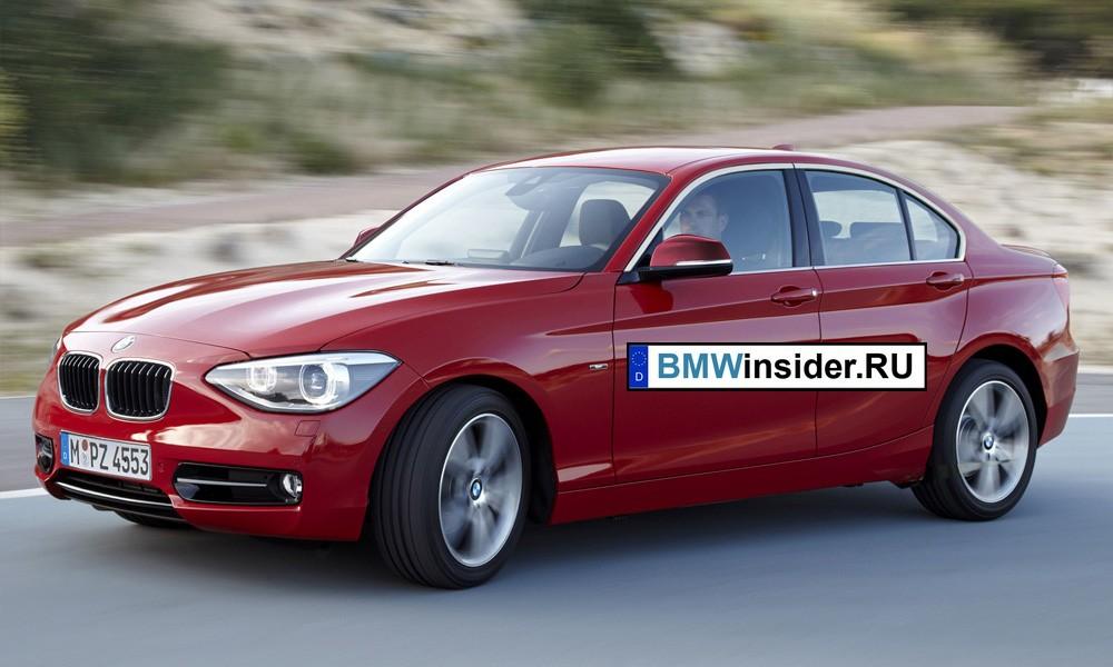 BMW 1 Series Limousine