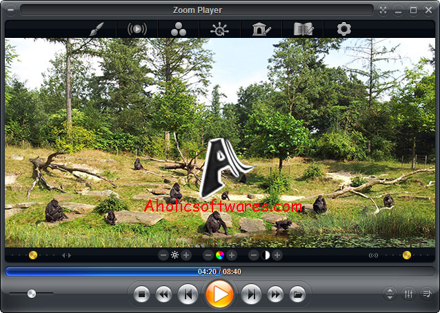 Zoom Player MAX - The Smartest, most Flexible and Customizable Media Player for the Windows PC.