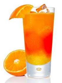 Fiesta Tequila Sunrise Recipe