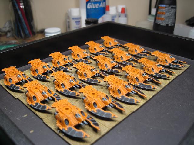 Epic Eldar Falcon Hulls