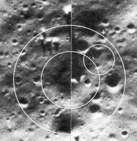 """La presunta """"trincea erosa"""" in realtà è una sovrapposizione di crateri"""