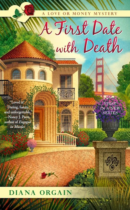 Review: A First Date With Death by Diana Orgain