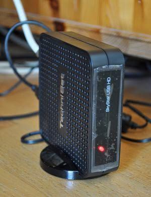 Internet Gratis menggunakan Antena Parabola TV