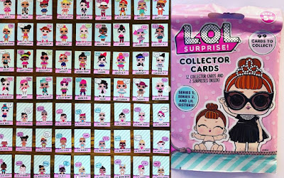 Коллекция карточек Лол Сюрприз