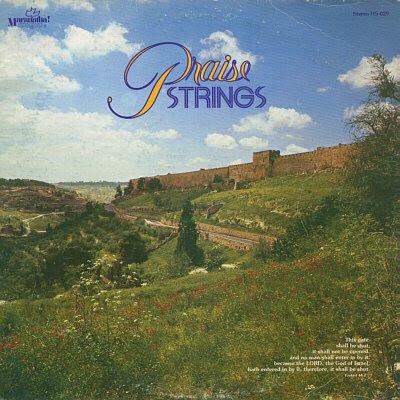 Maranatha! Strings-Praise Strings 1-