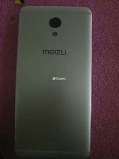Meizu M5 Note rò rỉ những hình ảnh thực tế đầu tiên