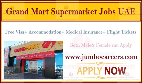 Free visa and Air ticket jobs in UAE, Gulf jobs with salary and benefits,
