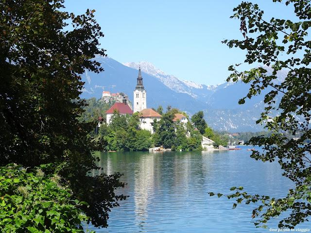 Isola Lago di Bled, Slovenia
