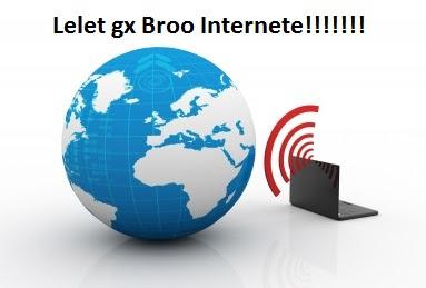 Cek Internet Megunakan Ping Di CMD