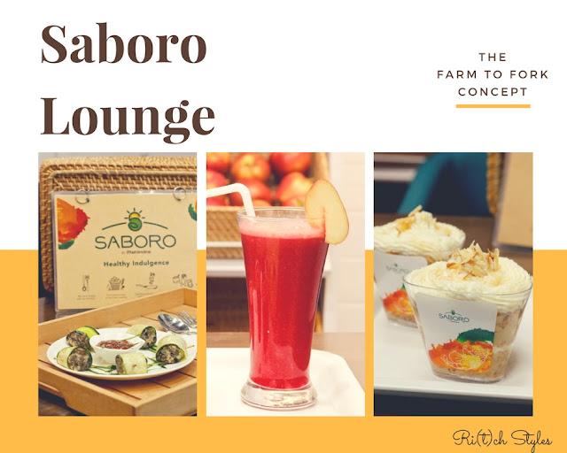 Ri(t)ch Styles Mahindra Saboro Lounge Healthy Lifestyle #HealthyIndulgence India
