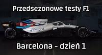 Williams Martini Racing F1 2018 Robert Kubica Stroll Sirotkin