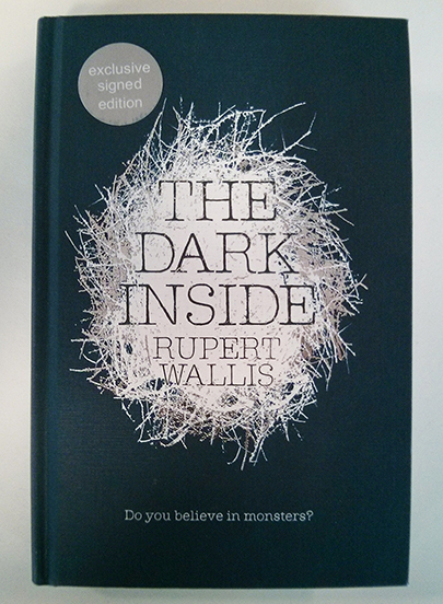 Photo of The Dark Inside by Rupert Wallis Harback