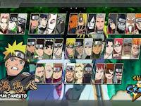 Naruto Senki MOD Full Unlocked Road To Ninja Apk Android Terbaru