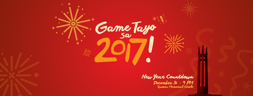 """Game Tayo sa 2017"" TV5 New Year Countdown"