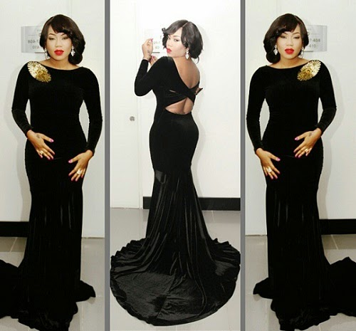 Amvca 2015 Toyin Lawani Designs Half-Naked Dresses For -5122