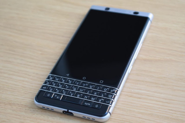 KeyOne BlackBerry Keyboard Prone to Release