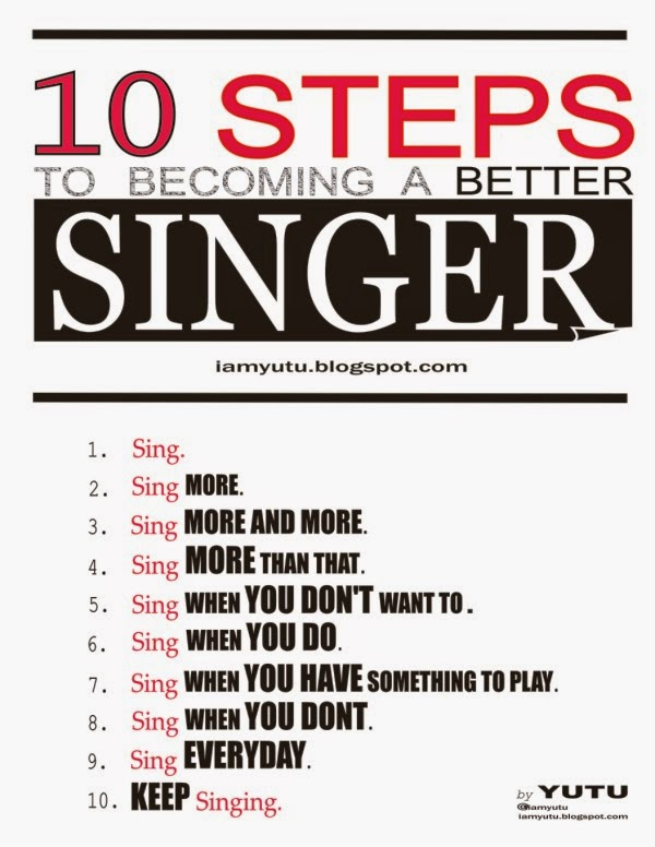 becoming a better singer the sound and music industry resources creative ways to write a song. Black Bedroom Furniture Sets. Home Design Ideas