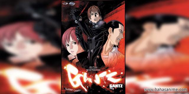 rekomendasi anime Gantz