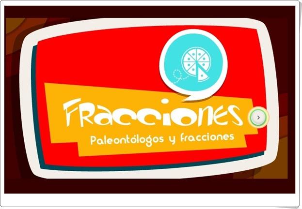 """""""Paleontólogos y fracciones"""" (Matemáticas de 3º de Primaria)"""