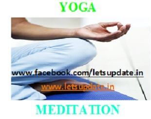 yoga-meditation-letsupdate