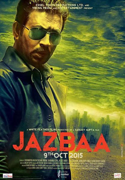Jazbaa (2015) Movie Poster No. 3