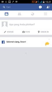 Cara Buat Akun Facebook Baru di Android