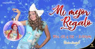 POS3 Mi mejor regalo de navidad Teatro Santa Fe