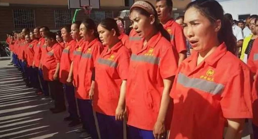 Buruh Pksa Uighurs