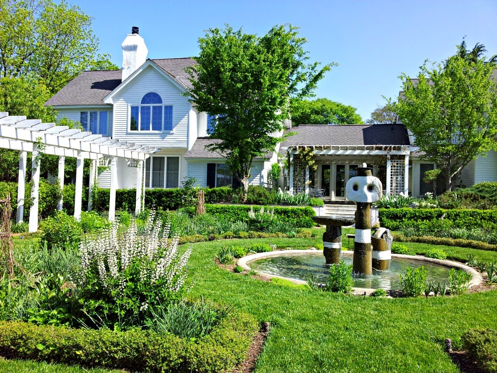 HinesSight Blog: A Luxury Stay at Fearrington House Inn in Pittsboro, N.C.