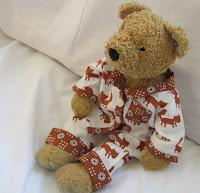 aneela hoey fox pyjamas