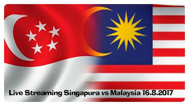 Live Streaming Malaysia U18 vs Singapura U18 6.9.2017 AFF