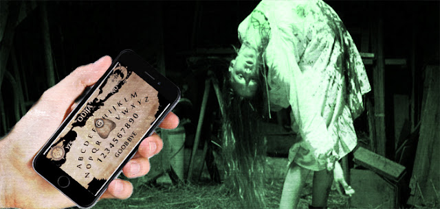 Mass Possession Of Children Playing Ouija Mobile Apps Alarms Catholic Church
