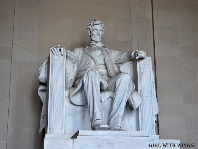 Abraham Lincoln Memorial, Washington DC