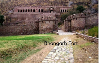 Bhangarh Fort Alwar