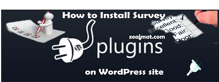 How to Install a Survey Plugin to a WordPress Site