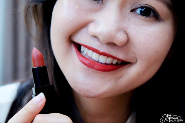 g9-lipstick-review-swatches-midnight red-dry rose-dazzling pink-peach brown-vintage red-recommended beauty blog-korean lipstick matte