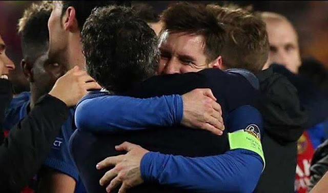 Yayasan Messi Sarang Kriminalitas Inilah Tanggapan Resmi Barca