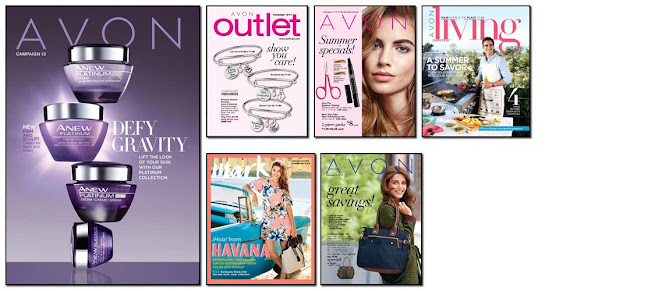 Avon Campaign 13 becomes active online to shop on 5/27/17 - 6/9/17. Avon outlets, Avon Living, Avon mark., Avon flyer & more.