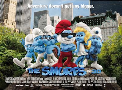 Smurfen 3 Film
