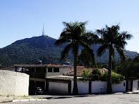 Vista da rua Nova Jaraguá
