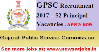 gpsc-principal-Recruitment-2016