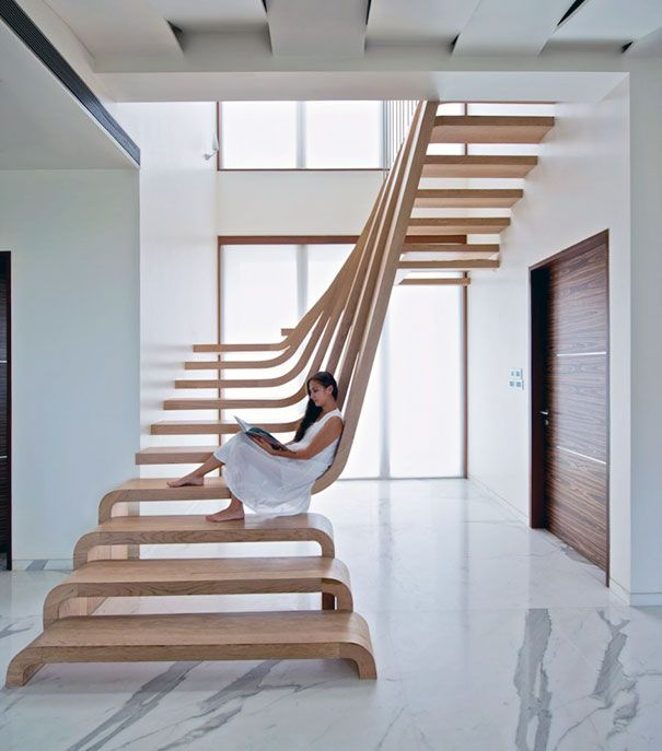 Inspirational Stairs Design: Home Interior Design Inspirations