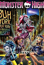 Nonton Film Online Monster High: Boo York, Boo York (2015)