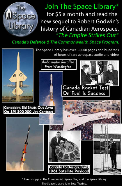 The Empire Strikes Out - Canada's Defence & The Commonwealth Space Program
