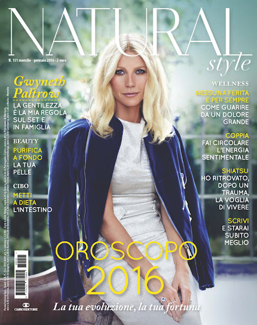 Actress, Singer, @ Gwyneth Paltrow - Natural Style, January 2016