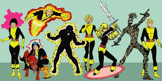 Resultado de imagem para New Mutants Lupina