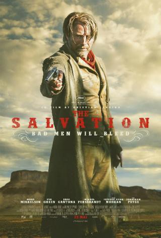 The Salvation [2014] [DVDR] [NTSC] [Latino]