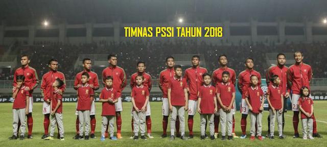 info timnas pssi 2018