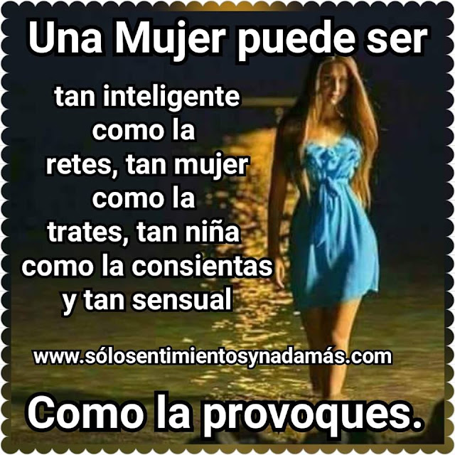 Frases mujer.